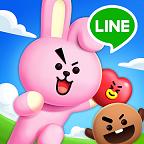 LINE ハローBT21(ステージ200クリア)